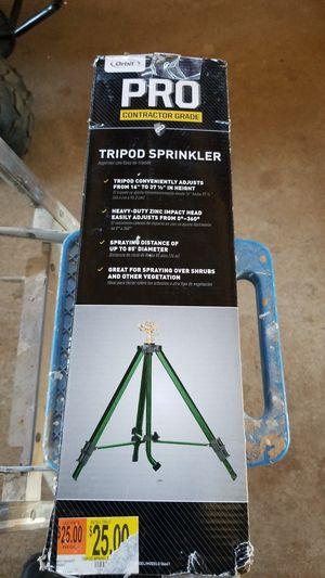 TRIPOD SPRINKLER NEW for Sale in Phoenix, AZ