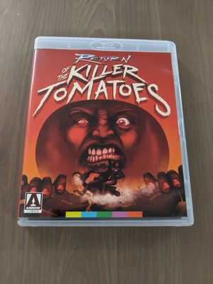 Return of the Killer Tomatoes ARROW BluRay for Sale in Los Angeles, CA