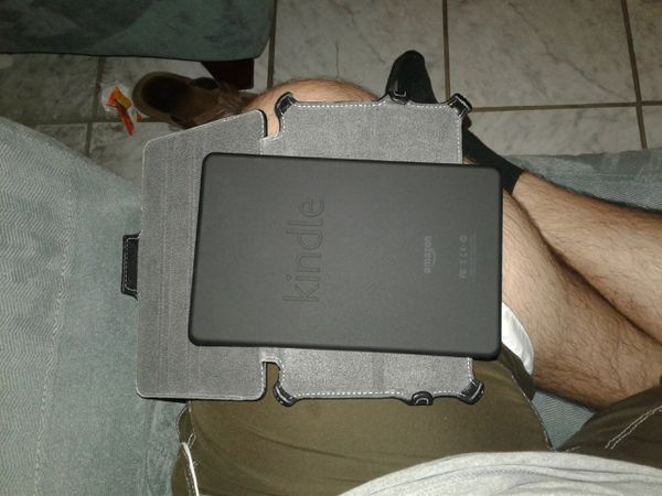 Kindle 3er generatiom + case for sell