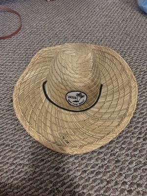Straw Vans Hat for Sale in Honolulu, HI