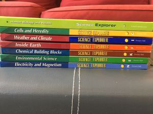 Homeschool Science Books for Sale in Colorado Springs, CO