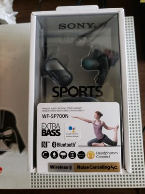 Sony wireless earbuds for Sale in Bell, CA
