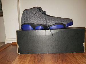 Nike Jordan Horizon Low Mens Basketball Shoes -Dark Grey/Blue/ Black 845098-002 Size 11 New - for Sale in Washington, DC