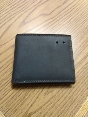 ZEP-PRO Crazyhorse Leather Bifold Wallet for Sale in Long Beach, CA