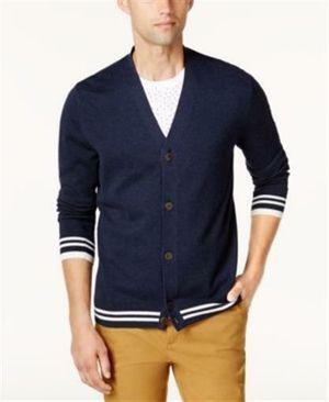 Tommy Hilfiger Men Sweater Knit Cardigan for Sale in Falls Church, VA