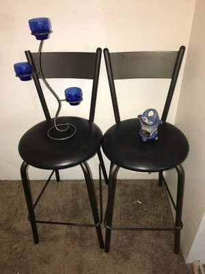 TWO BAR STOOLS FOR SALE for Sale in Henderson, NV