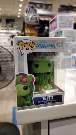 TE FITI # 420 Funko POP! MOANA for Sale in Glendale, CA
