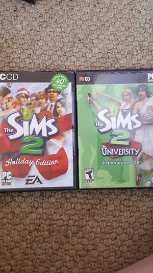 Sims 2 for Sale in San Diego, CA