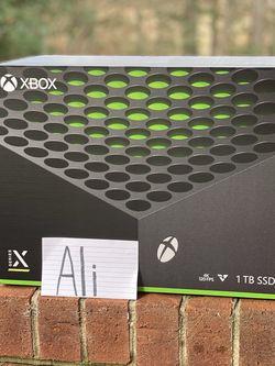 Xbox Series X 1TB SSD Console for Sale in Springfield,  VA