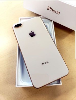 "iPhone 8 plus 256GB FACTORY UNLOCKED"" Like new with warranty for Sale in Silver Spring, MD"