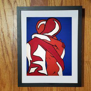 8.5x11 Unframed Print Lovers Pop Art for Sale in Static, KY