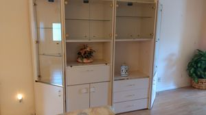 Wall Unit with Lights for Sale in West Palm Beach, FL