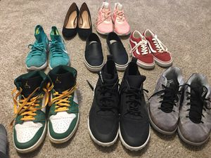 Selling multiple shoes for Sale in Seattle, WA