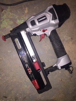 Husky nail gun for Sale in Kansas City, MO