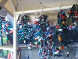 Christmas lights $5.00 each. for Sale in Graham, WA