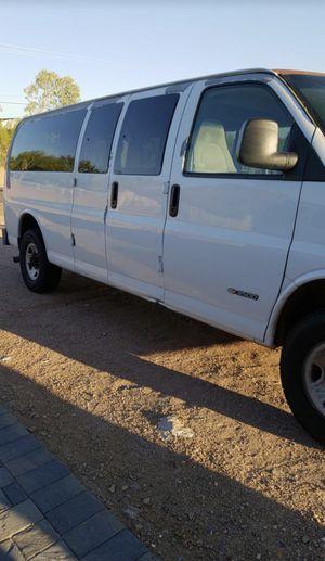 CHEVY EXPRESS 3500 1 TON WORK VAN for Sale in Phoenix, AZ