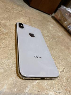 iPhone X 256gb Unlocked for Sale in Brockton, MA