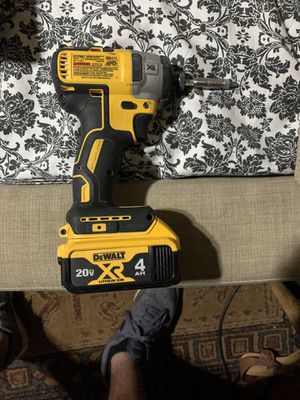 Dewalt brushless impact drill for Sale in Portland, OR