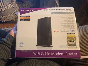 WiFi Cable Modem Router for Sale in Pico Rivera, CA