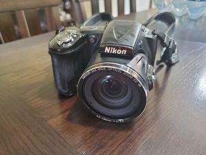 Nikon COOLPIX L830 16.0 MP Digital Camera Black for Sale in Deerfield Beach, FL