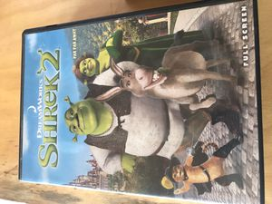 Shrek 2 DVD for Sale in Vancouver, WA