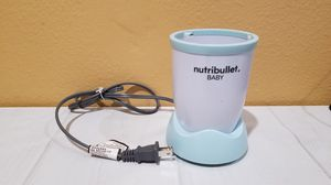@CHV NUTRIBULLET BB-101B OR BB101B BABY BLENDER MOTOR BASE REPLACEMENT #39 for Sale in Santa Clarita, CA