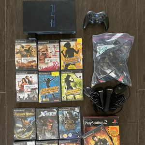 Playstation 2 and Games for Sale in Chandler, AZ