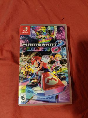 Mario kart switch for Sale in Fontana, CA