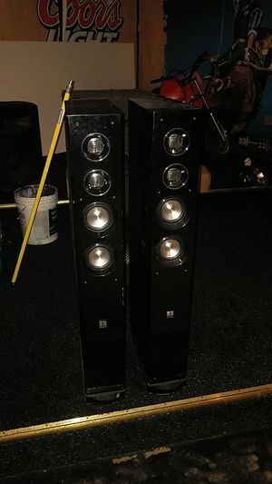 Theater Research TR2830 Cinema Series 5 digital three-way loudspeakers for Sale in Colorado Springs, CO