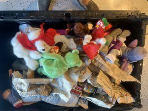 Beanie babies for Sale in Sacramento, CA