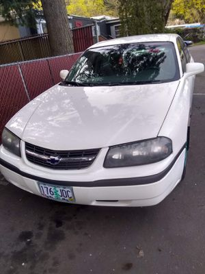 Chevy impala 2004 for Sale in Portland, OR