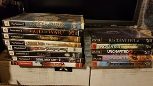 PS2/PS3 Games for Sale in Glen Burnie, MD
