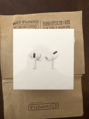 AirPod pros brand new sealed for Sale in Las Vegas, NV