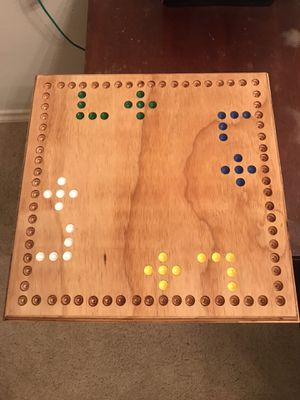 Pegs and jokers Game for Sale in Grand Prairie, TX