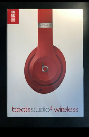 Beats Studio 3 for Sale in Sunnyvale, CA