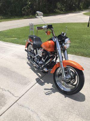 95 Harley Davidson Fatboy for Sale in Port Charlotte, FL