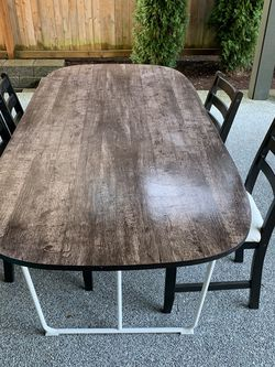 72 Inches Dining Set for Sale in Kirkland,  WA
