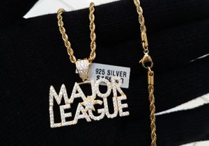 Hip hop pendant with rope chain for Sale in Los Angeles, CA