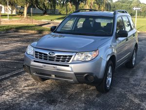 2012 SUBARU FROSTER for Sale in Clearwater, FL