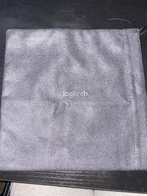 Logitech BRIO 4K Webcam + Travel Bag *GREAT CONDITION*