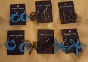 Acrylic Earrings for Sale in West Palm Beach, FL