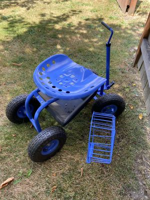 NEW => Tractor seat yard cart for Sale in Edgewood, WA