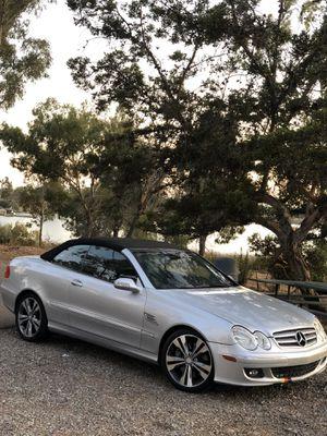 Mercedes benz CLK350 Amg clk500 clk550 c300 c350 c250 e300 e350 bmw clk 328i 335i 320i 3 series 528i 535i 550i 5 series is250 is350 convertible lexus for Sale in San Diego, CA