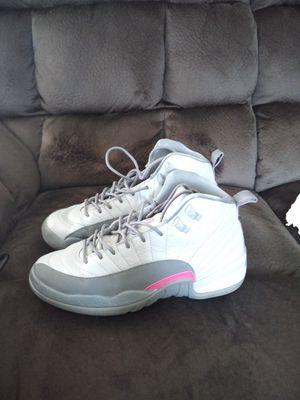 Jordan 12 Retro Wolf Grey Vivid Pink for Sale in Fort Worth, TX
