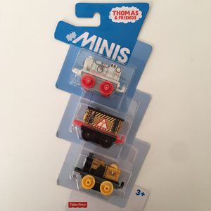 2017 Edition Thomas & Friends MINIS 3 Pack for Sale in Round Rock, TX