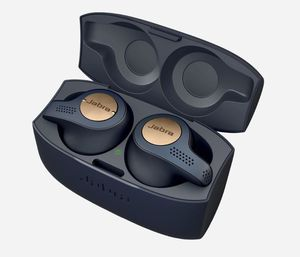 Jabra Elite Active 65t Earbuds – True Wireless Earbuds with Charging Case, Copper Blue – Bluetooth Earbuds with a Secure Fit and Superior Sound, Long for Sale in Miami, FL