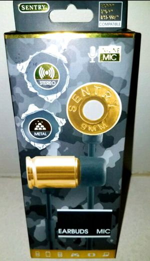 New-'Sentry'-9MM Earbuds for Sale in Saint Charles, MO