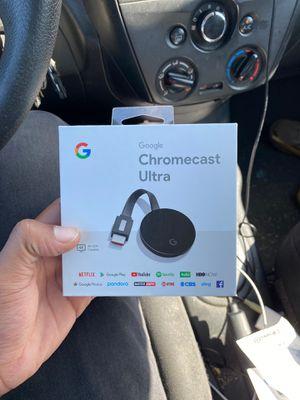 Google Chromecast Ultra for Sale in Richmond, VA