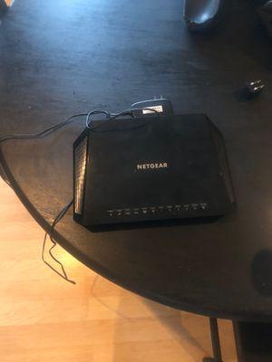 Netgear Nighthawk AC1900 Smart Wifi Router for Sale in La Mesa, CA