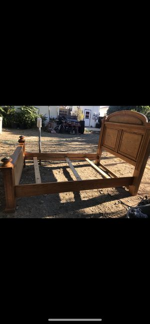 Frame King Size for Sale in Los Angeles, CA